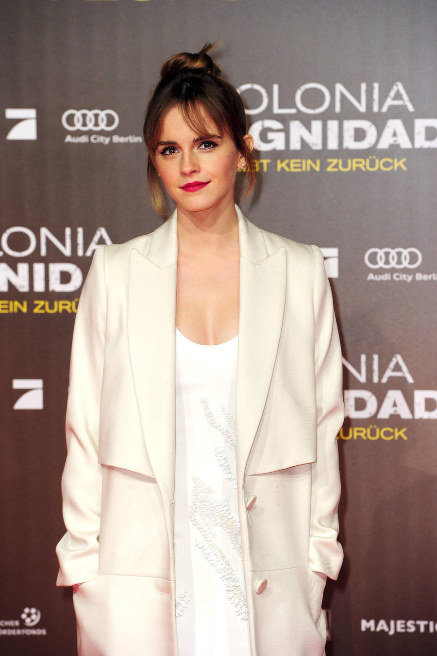 Emma Watson: 'Call Me A Diva, I Don't Care'
