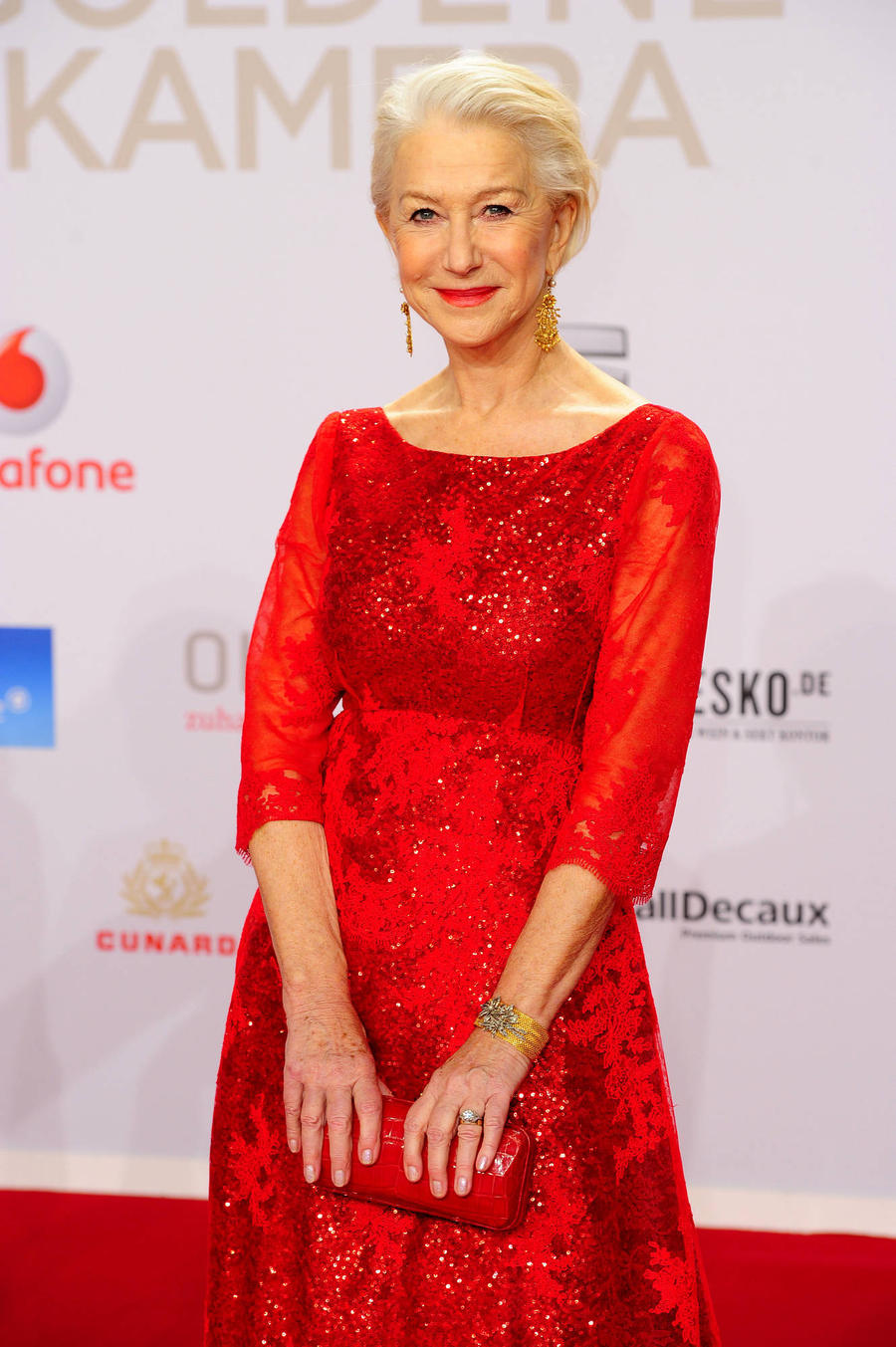 Helen Mirren's Tears Over Not Having Children