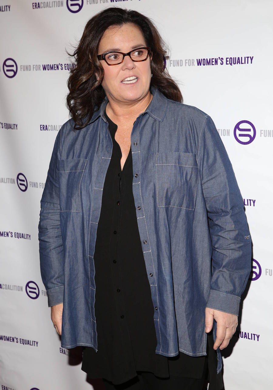 Rosie O'donnell Reassures Fans After Daughter's Hospitalisation