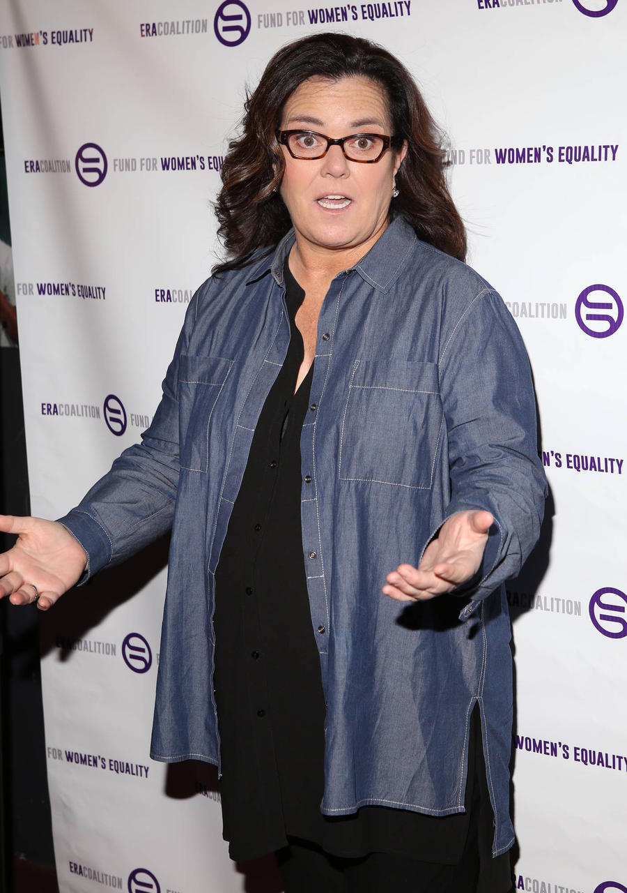 Rosie O'donnell Will Not Star As Steve Bannon On Saturday Night Live