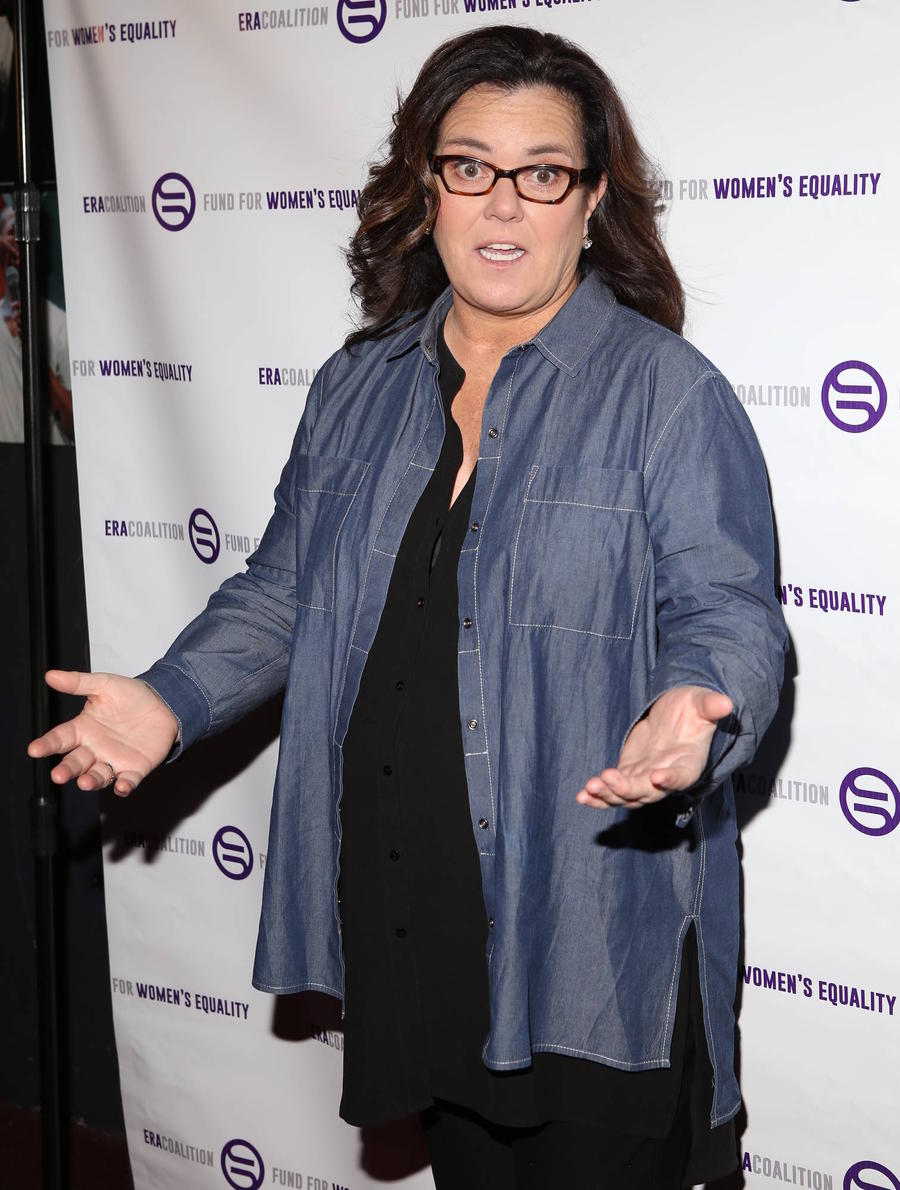 Rosie O' Donnell 'Certain' Donald Trump Won't Reach The White House