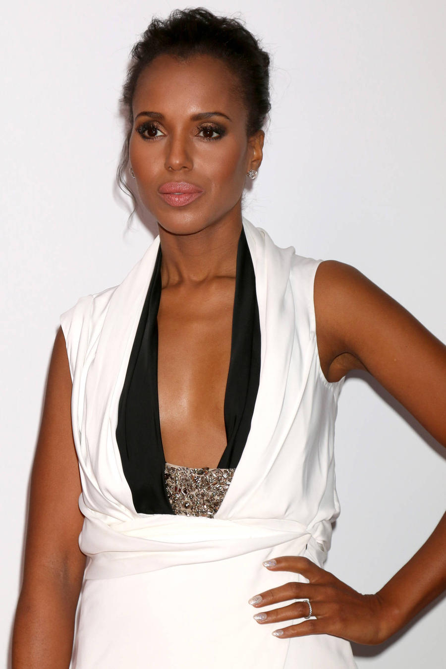 Kerry Washington Has A Personal Trainer In Every City