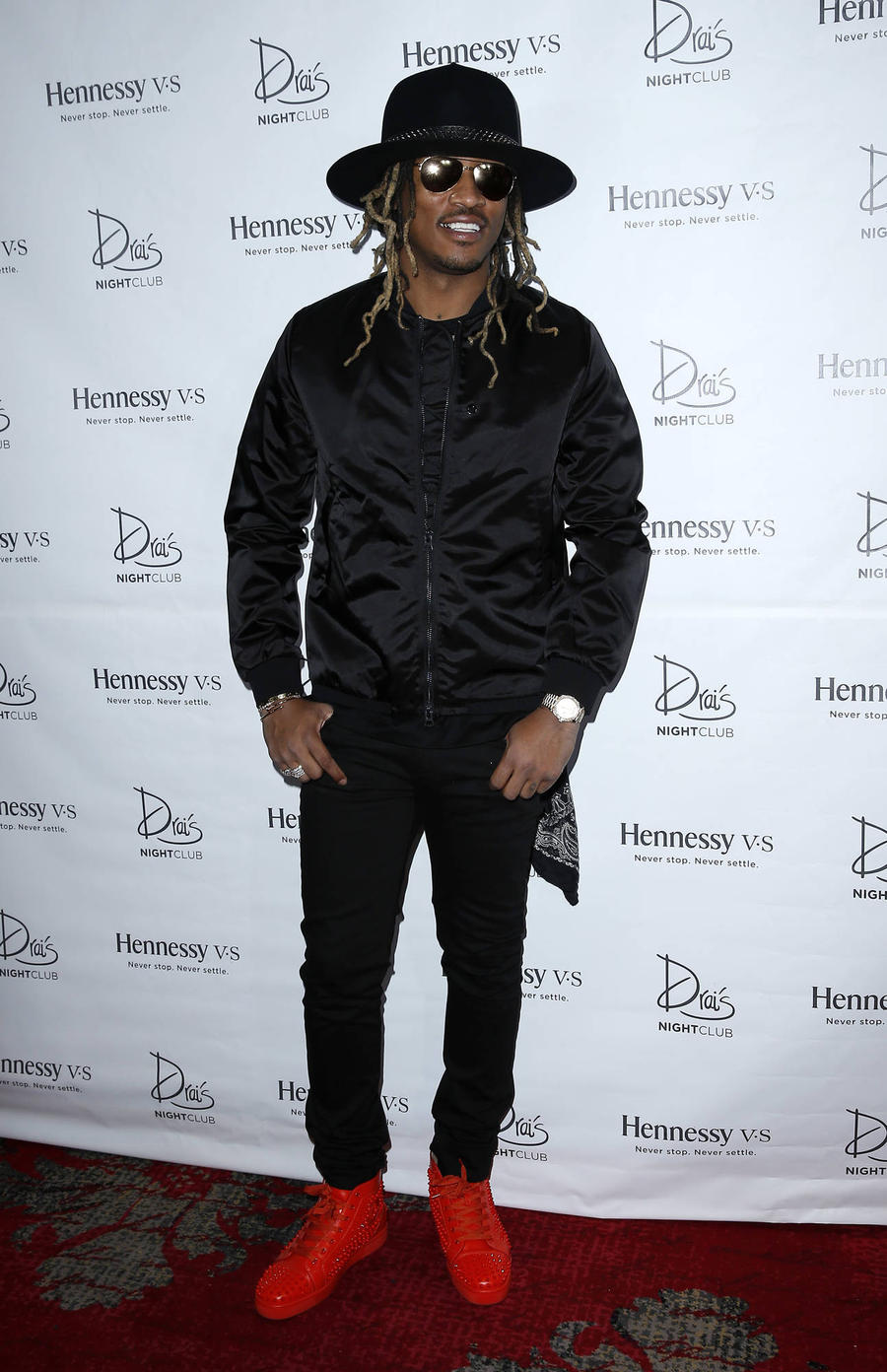 Rapper Future Makes History With New Number One Album