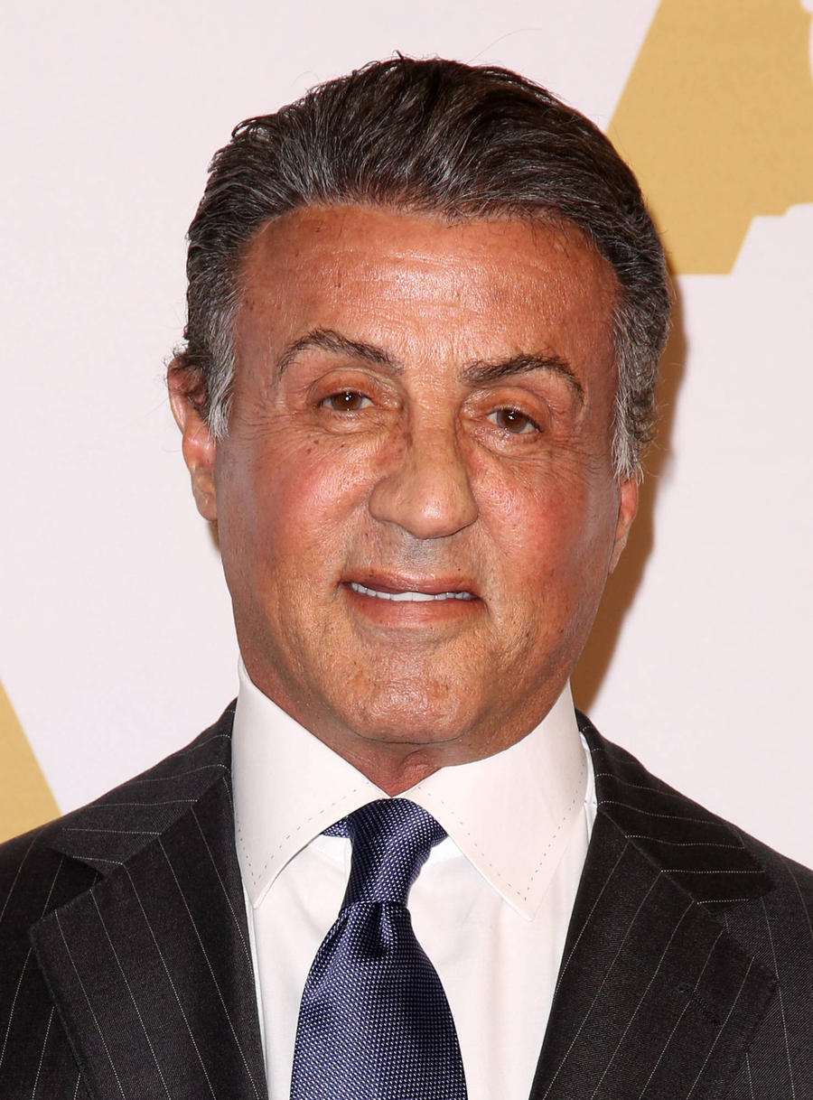 Sylvester Stallone 'Spotted On Guardians Of The Galaxy 2 Set'