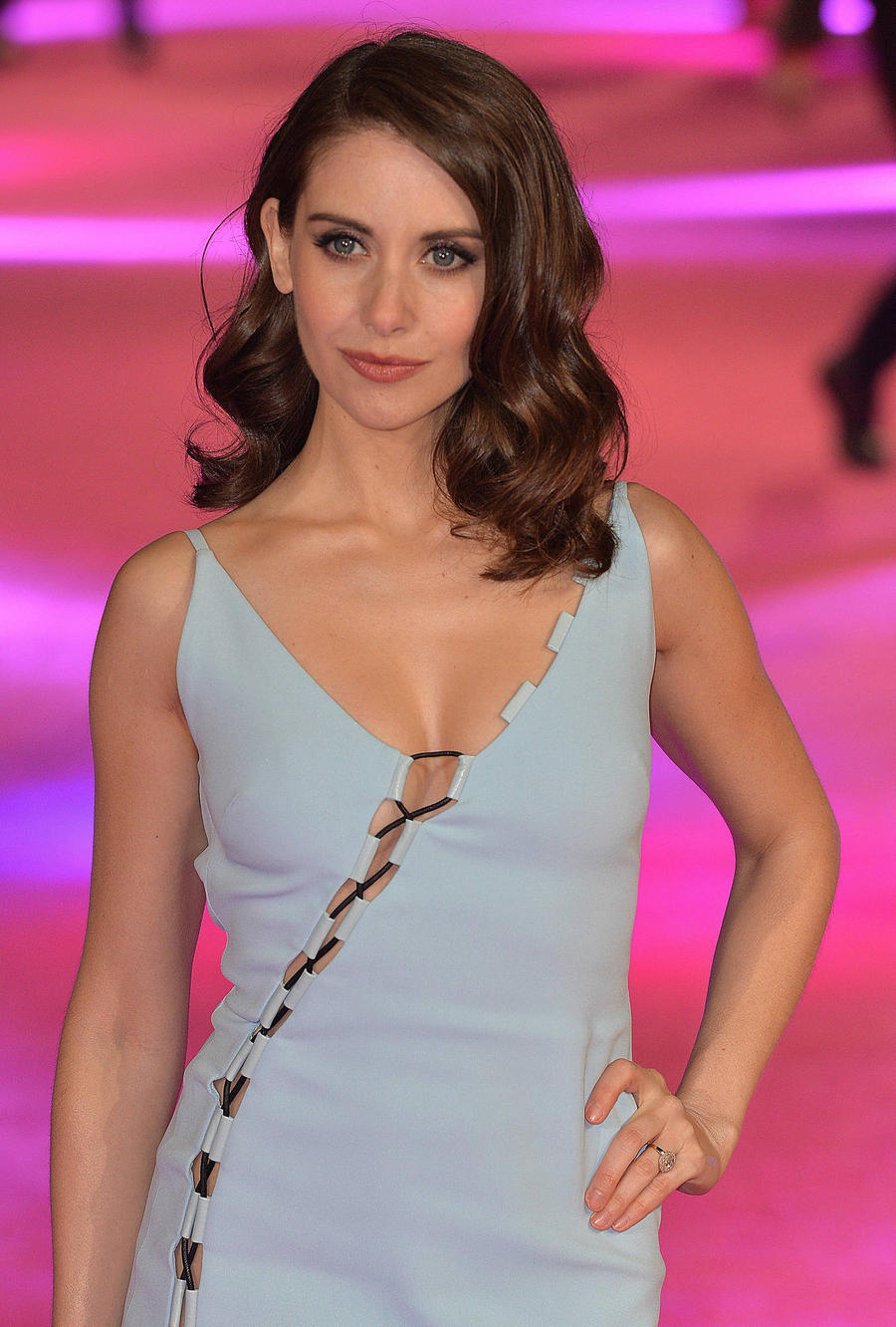 Engaged Alison Brie Never Wanted To Marry
