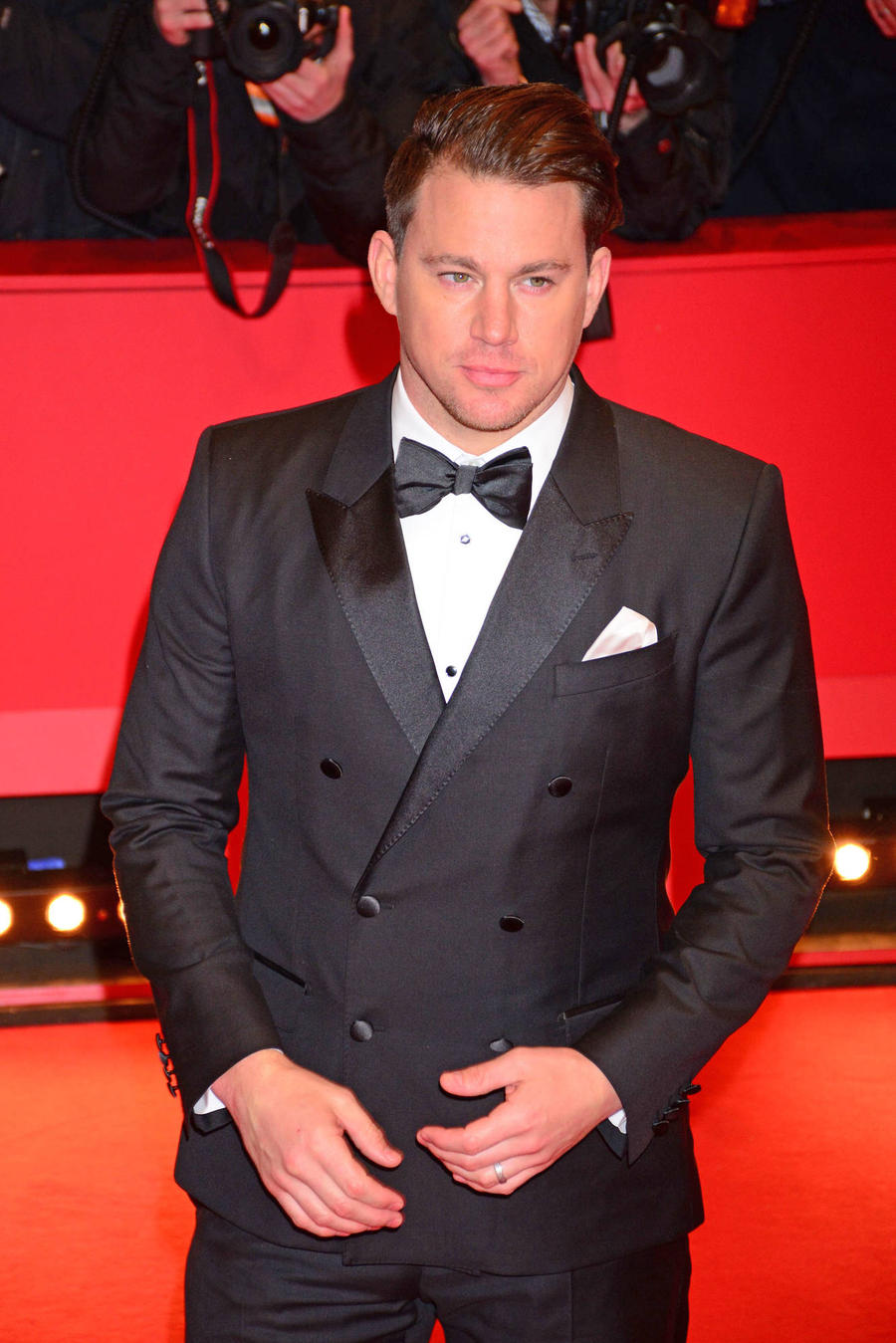 Channing Tatum | Channing Tatum Invested In Miracle Tea ... Channing Tatum