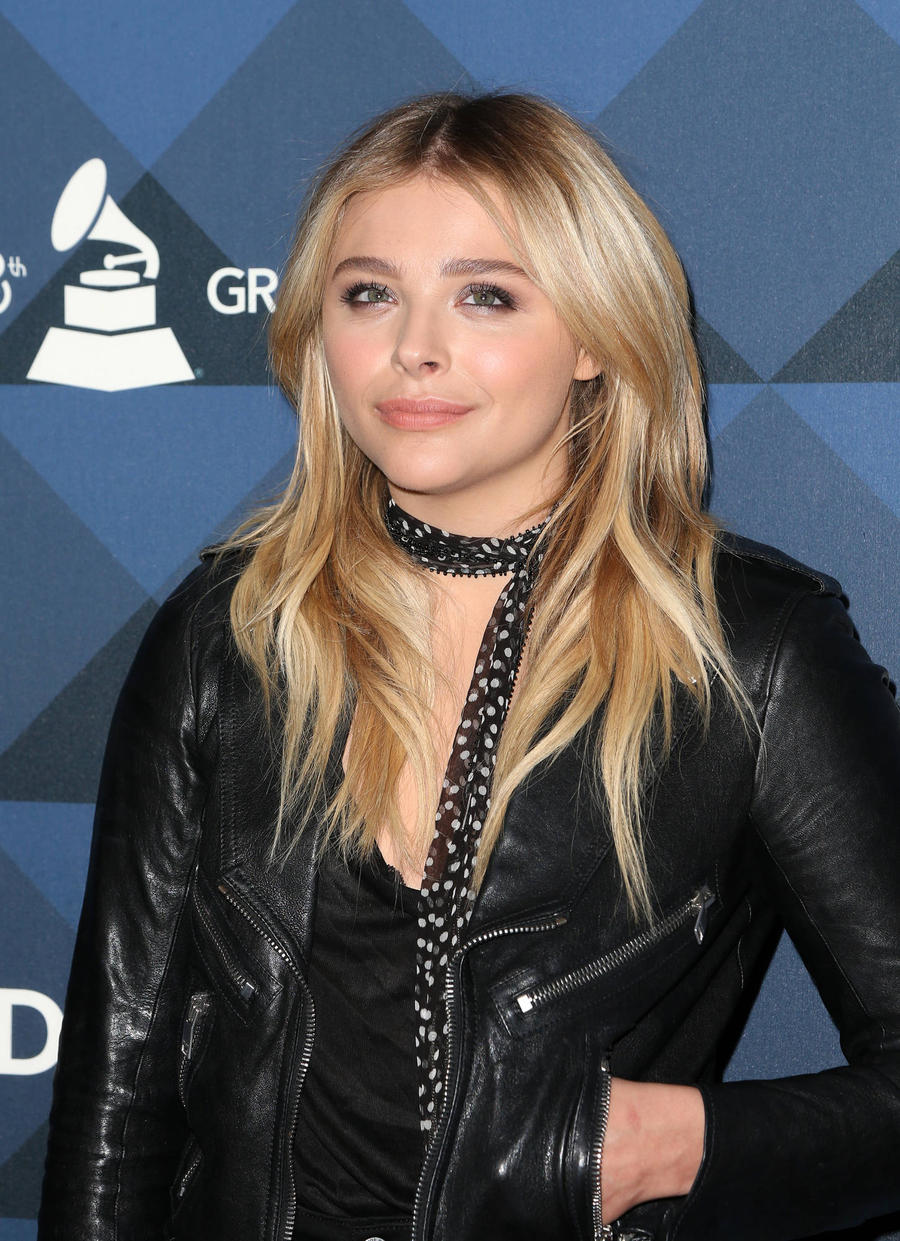Chloe Grace Moretz Struggles With Ptsd From Father's Departure