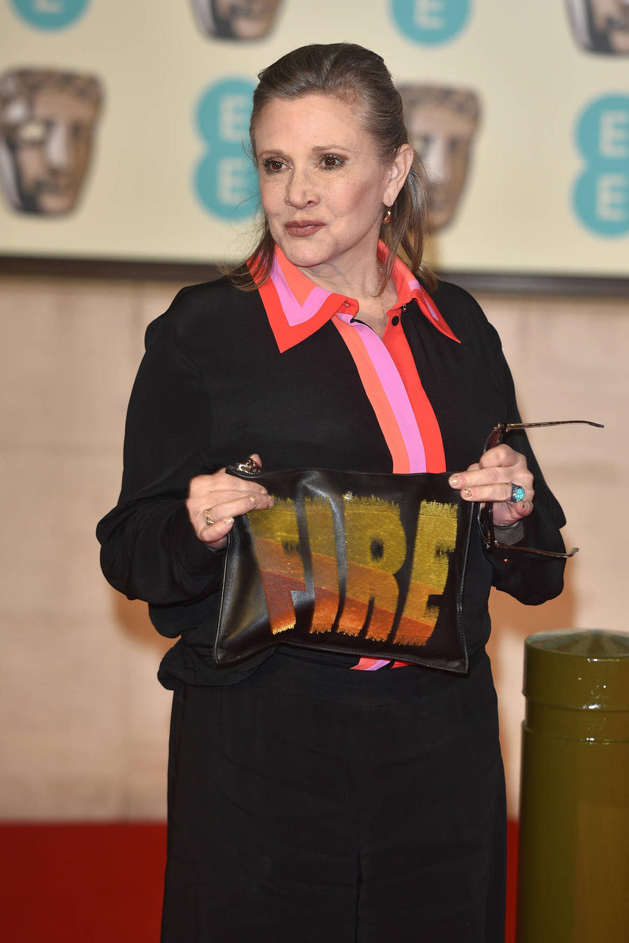 Carrie Fisher Reveals Punishing Star Wars Training Regime