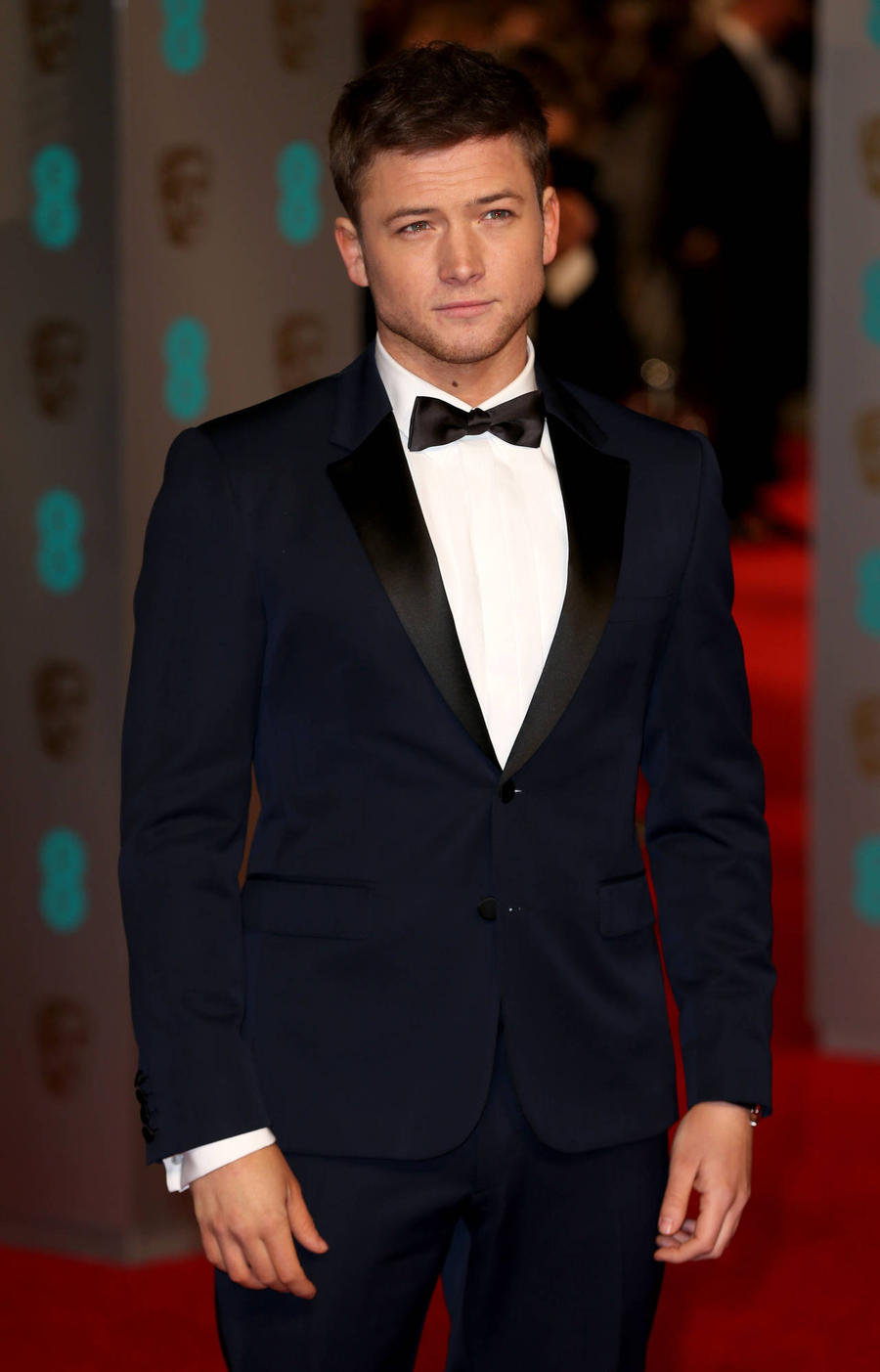 Taron Egerton Dressed Up On Tv To Win Eddie The Eagle Role
