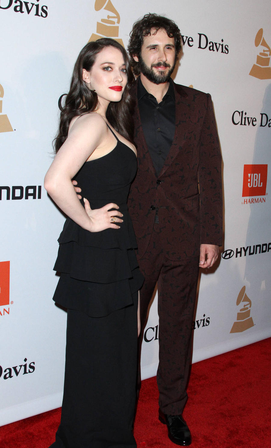 Josh Groban And Kat Dennings Split - Report