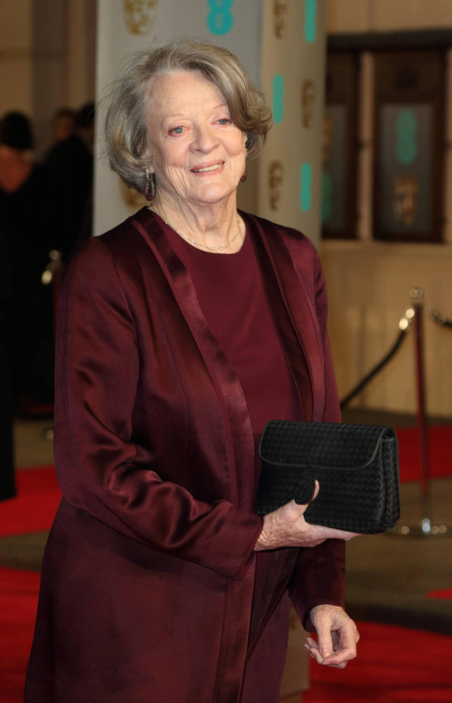 Dame Maggie Smith: 'I'll Pick My Emmy Trophy Up At The Lost And Found'