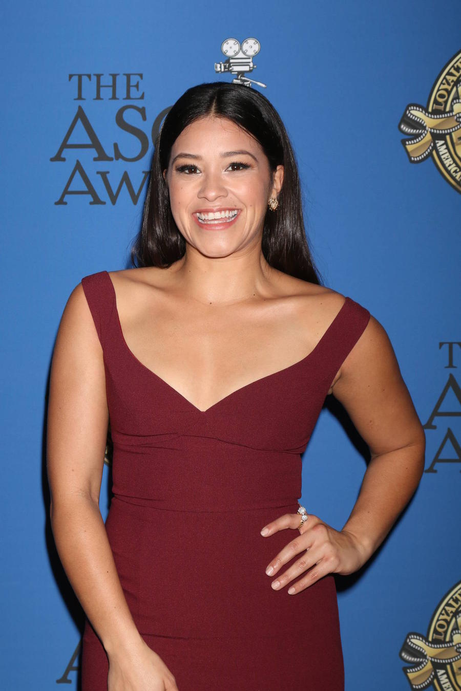 Gina Rodriguez Recognised In China