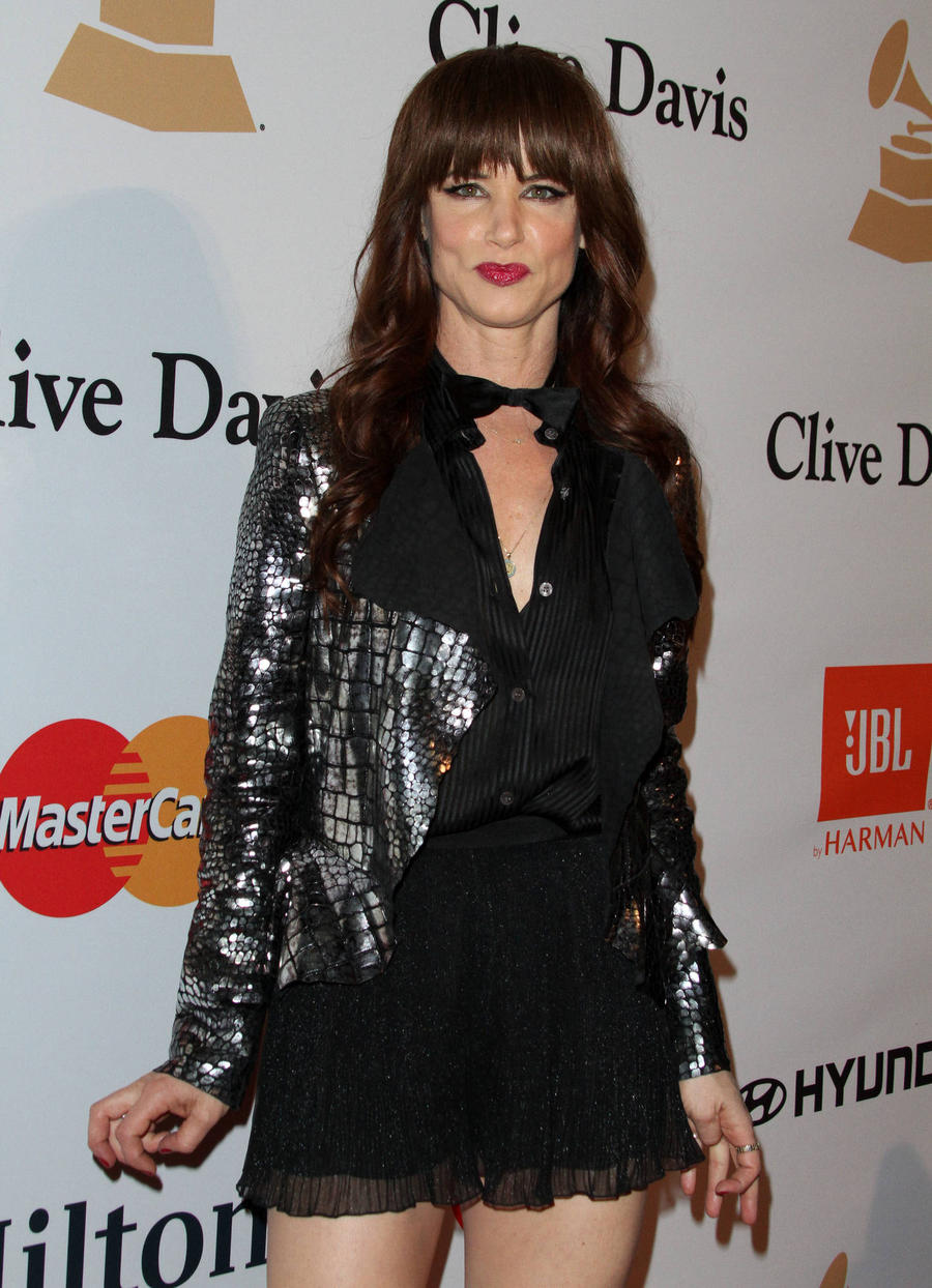 Juliette Lewis' Divorce Kickstarted Her Rock Career
