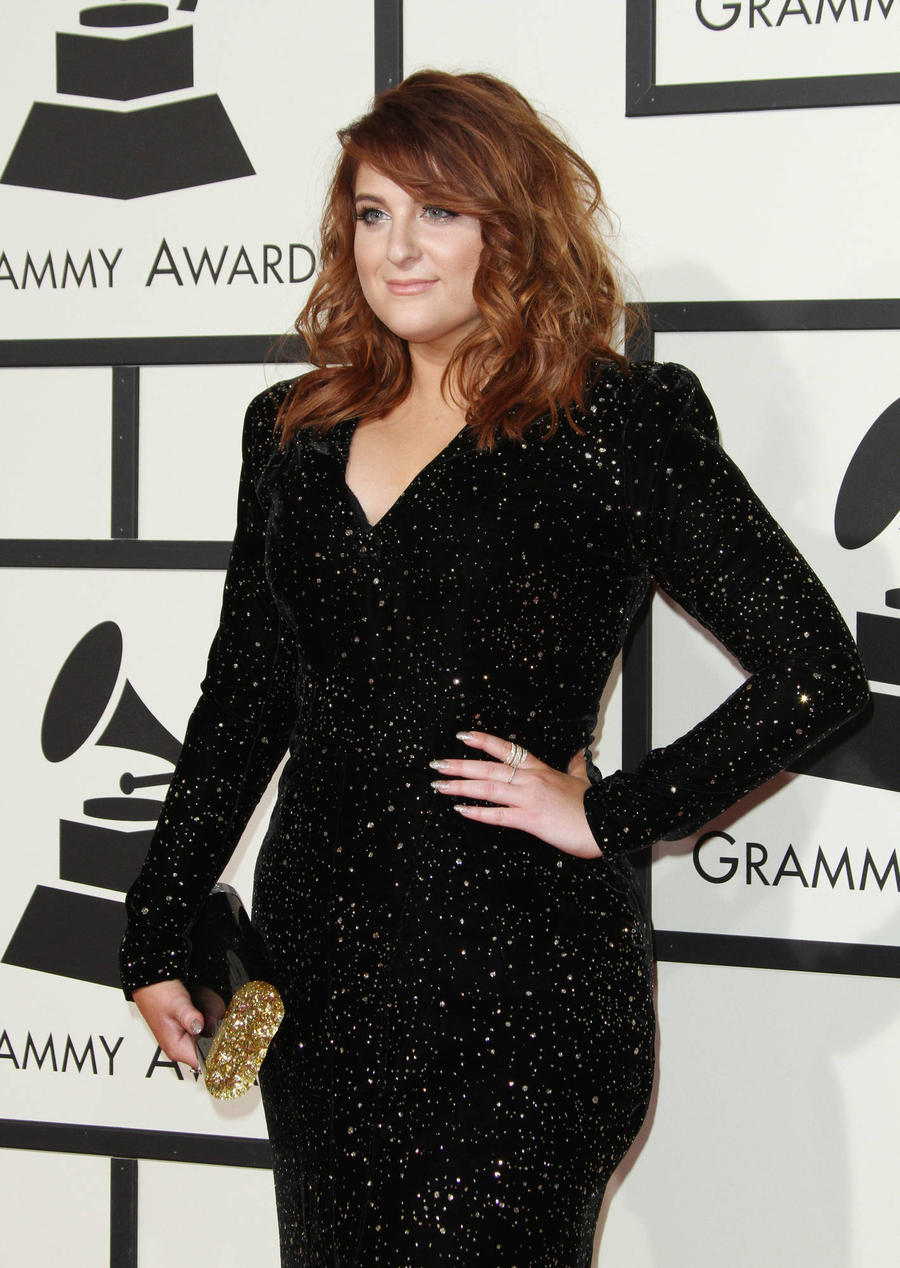 Meghan Trainor Explains Her Grammy Awards Sobbing