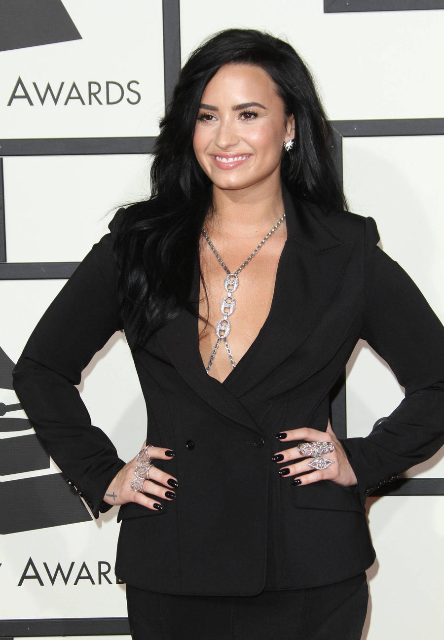 Demi Lovato Lands Top Gay Honour