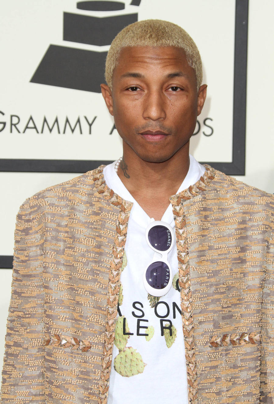 Pharrell Williams Aims To Fight Divisiveness With New School Supplies Collection