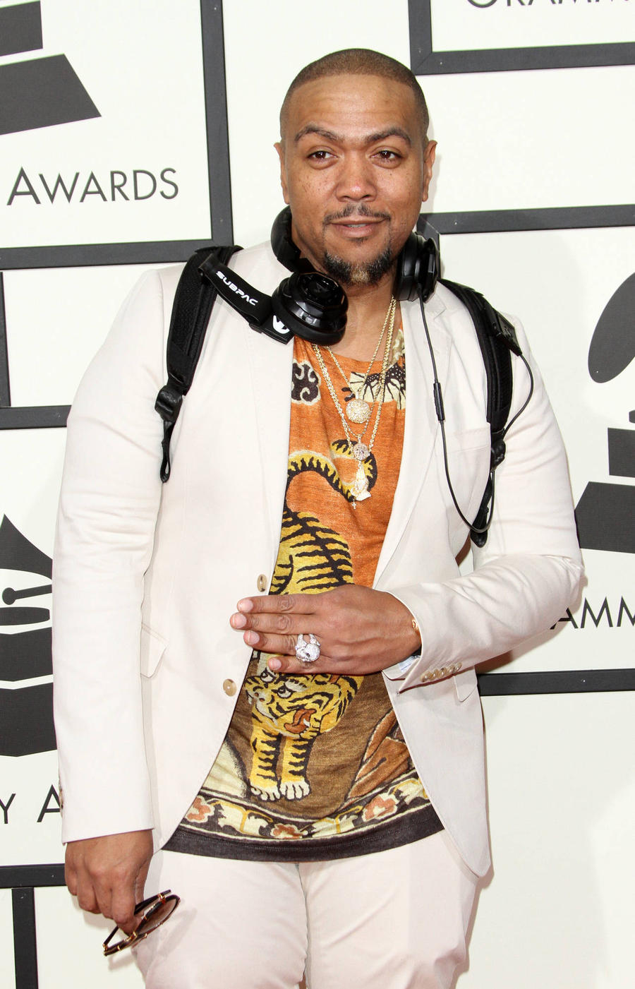 Timbaland Wants Divorce Documents Sealed