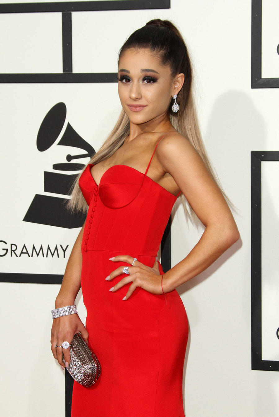 Ariana Grande 'Lubed' Up For Dangerous Woman Cover