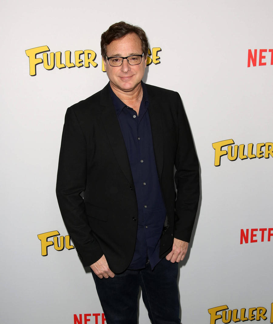 Bob Saget Makes It A Fuller House At Carly Rae Jepsen Show
