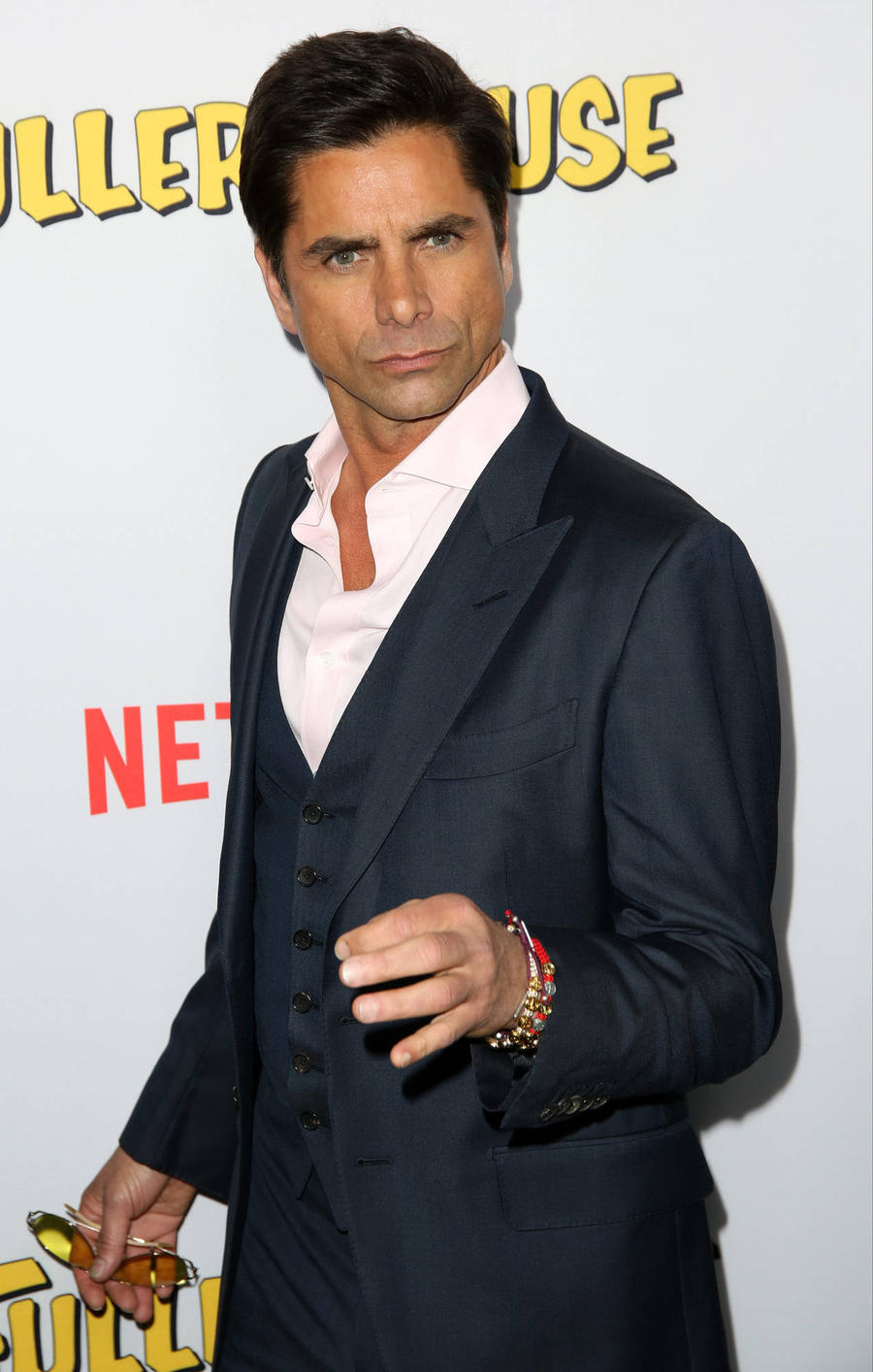 John Stamos' Mystery Girlfriend Revealed