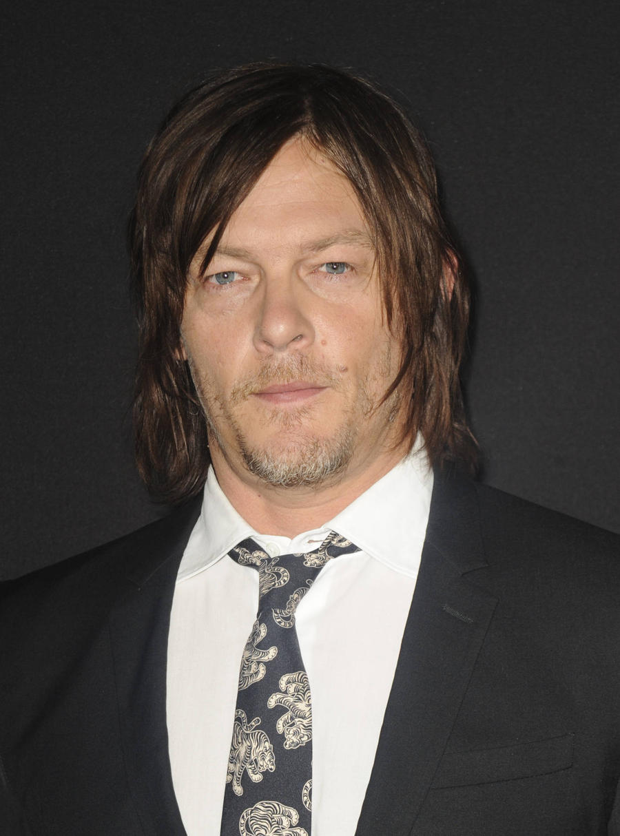 Norman Reedus Winning Prank War With Co-star