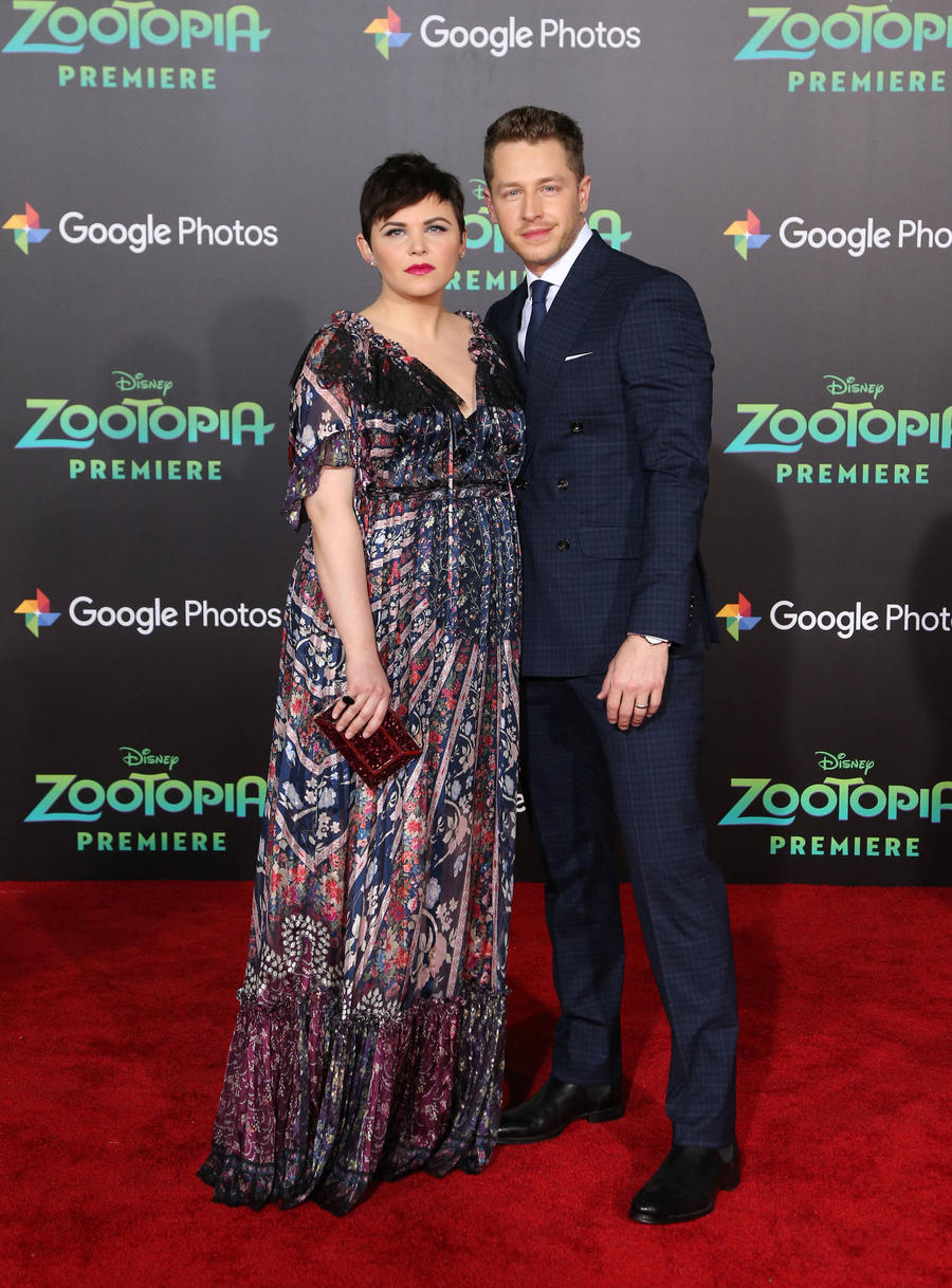 Ginnifer Goodwin Is Tripling Up On Nannies For New Baby