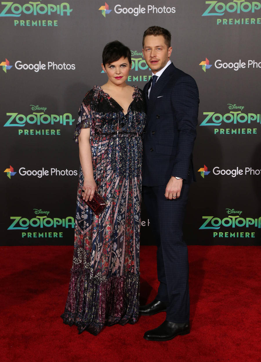 Ginnifer Goodwin Expecting Second Son