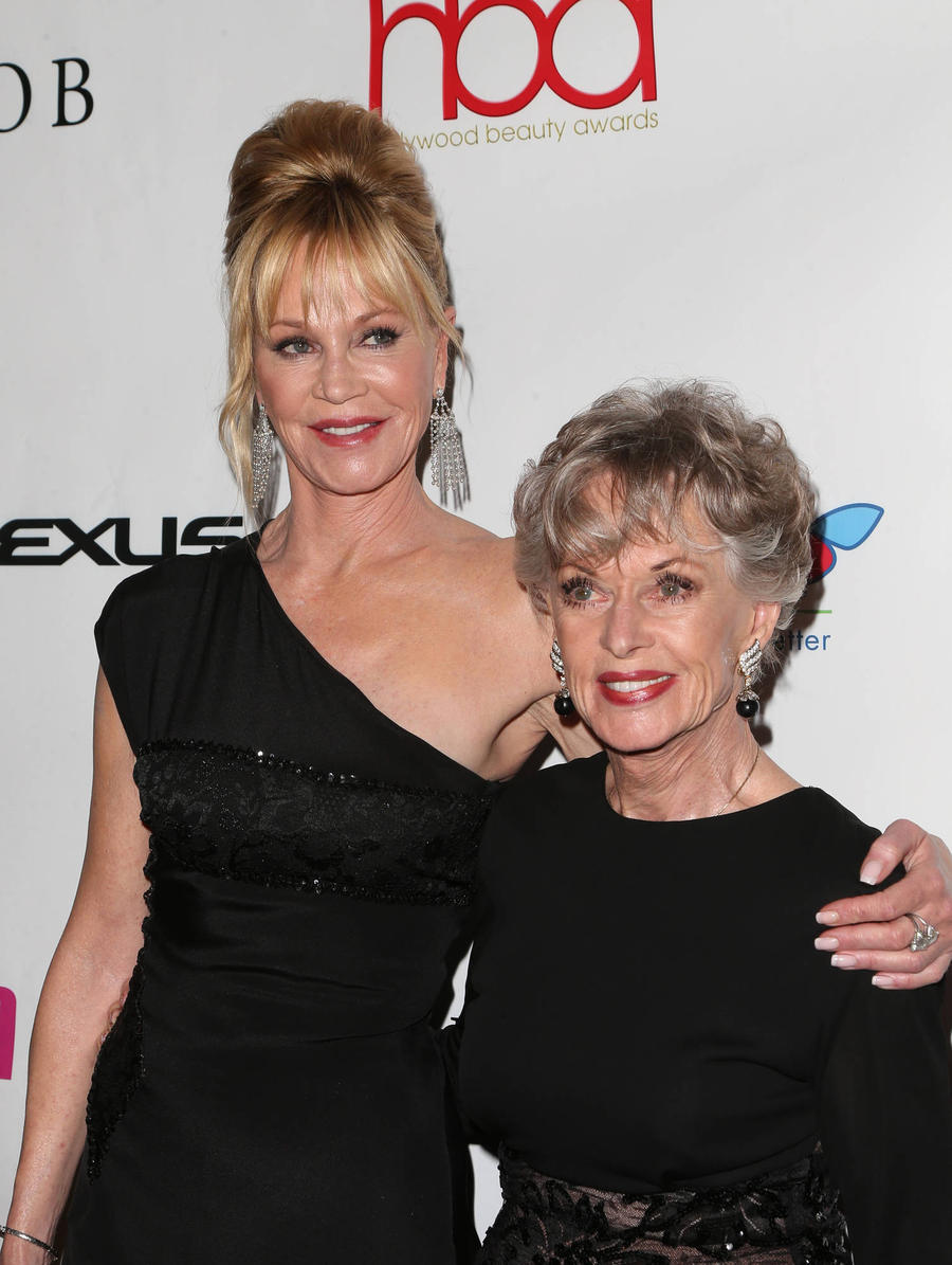 Melanie Griffith's Fears As Mum Tippi Hedren's Animal Sanctuary Hit By Wildfire