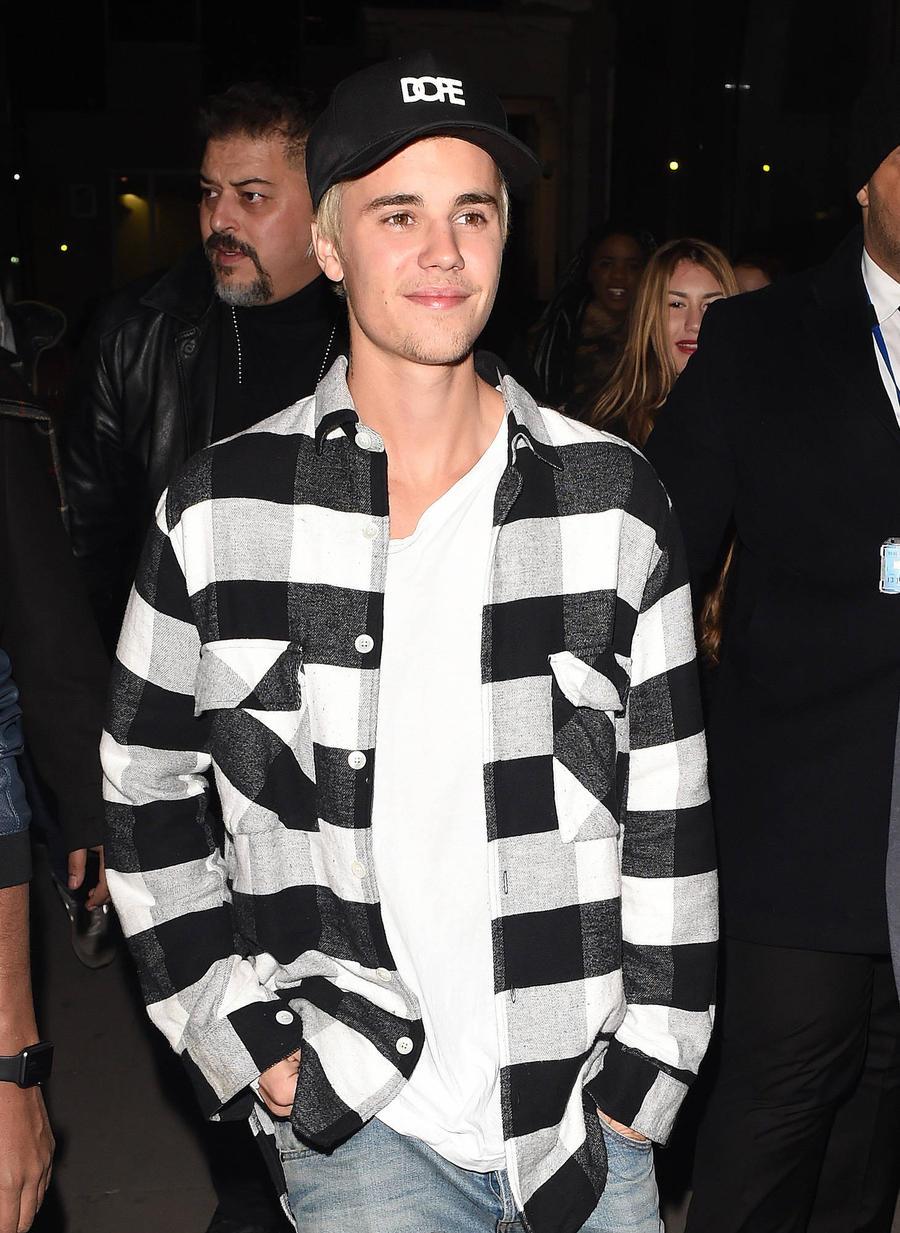 Justin Bieber Worked On Kanye West Album