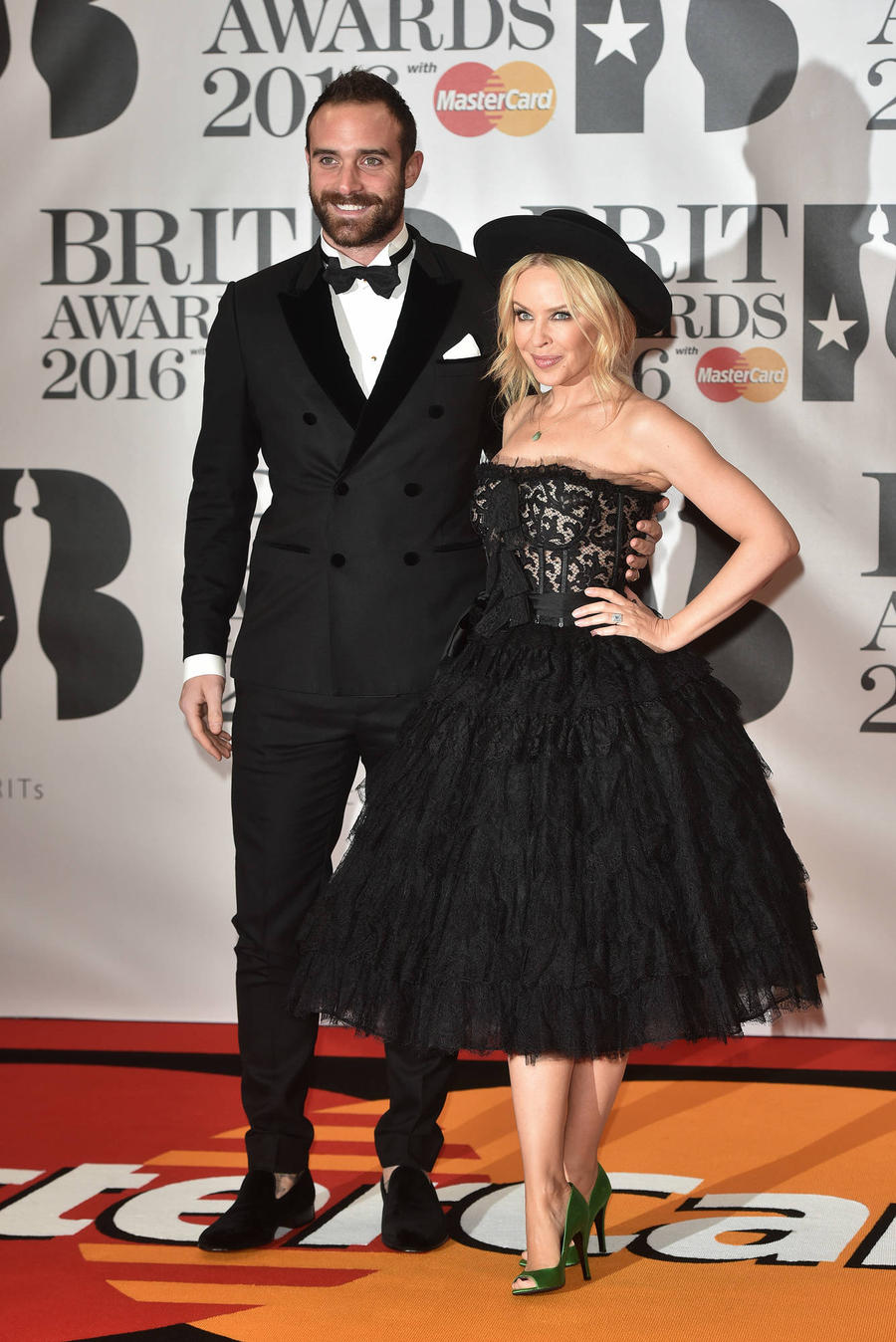 Kylie Minogue's Fiance Running London Marathon For Breast Cancer Charity