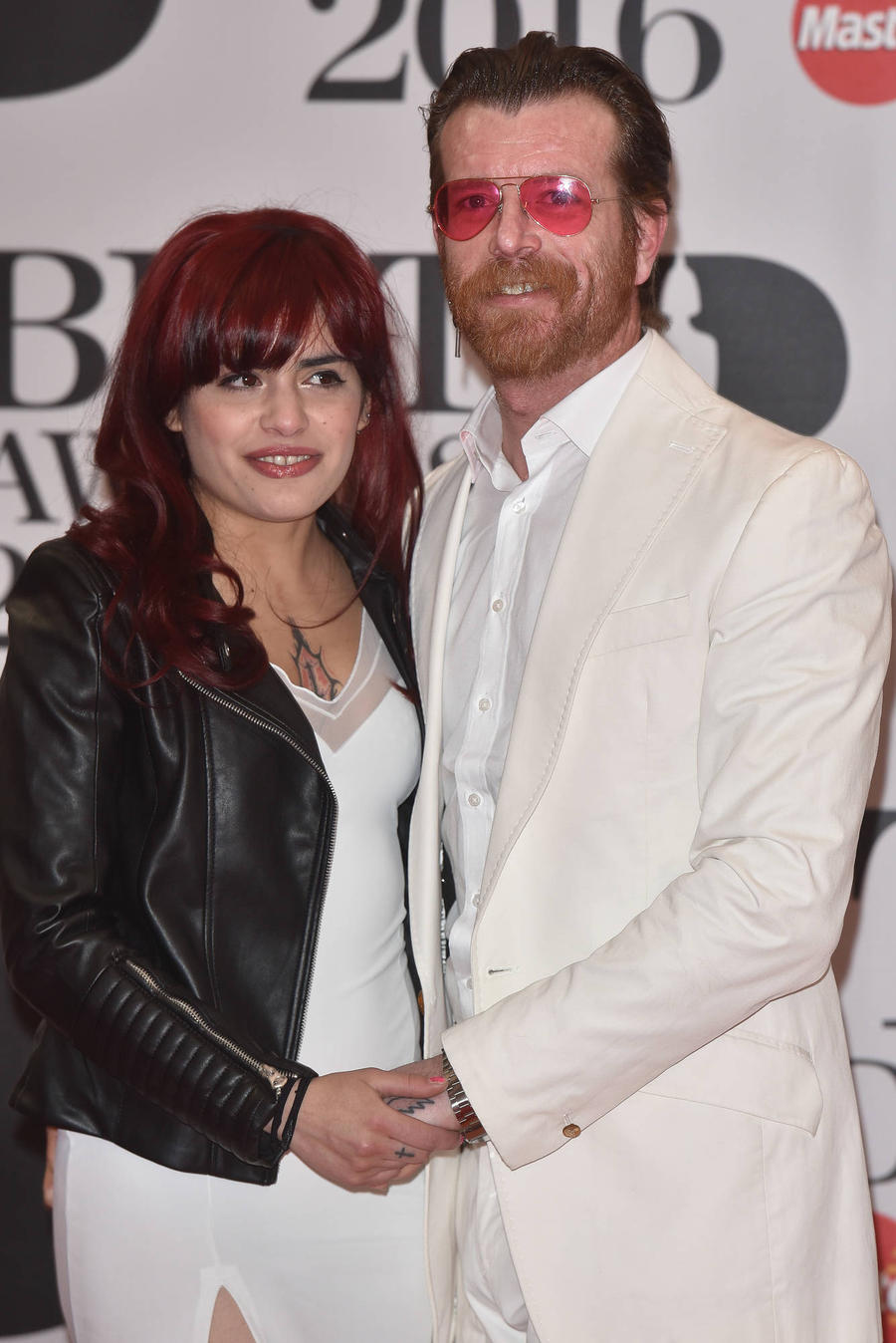 Jesse Hughes Proposes To Girlfriend At Australia Show