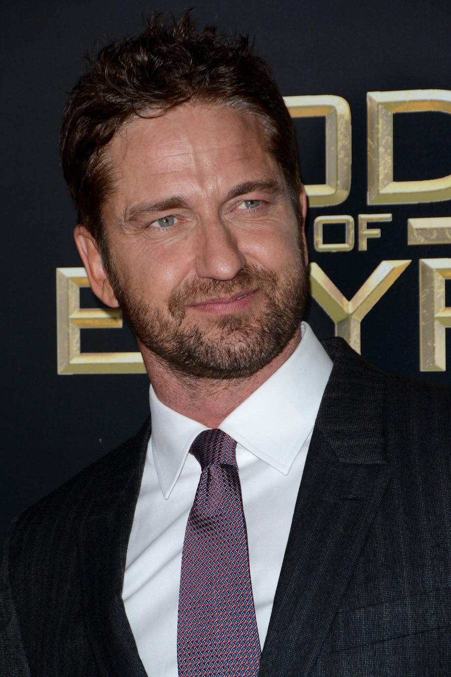 Gerard Butler Injured On Very First Day Of Acting