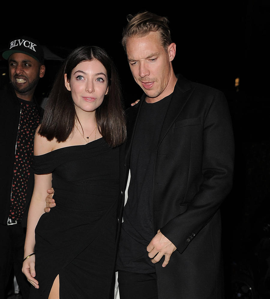 Lorde And Diplo Spark Dating Rumours