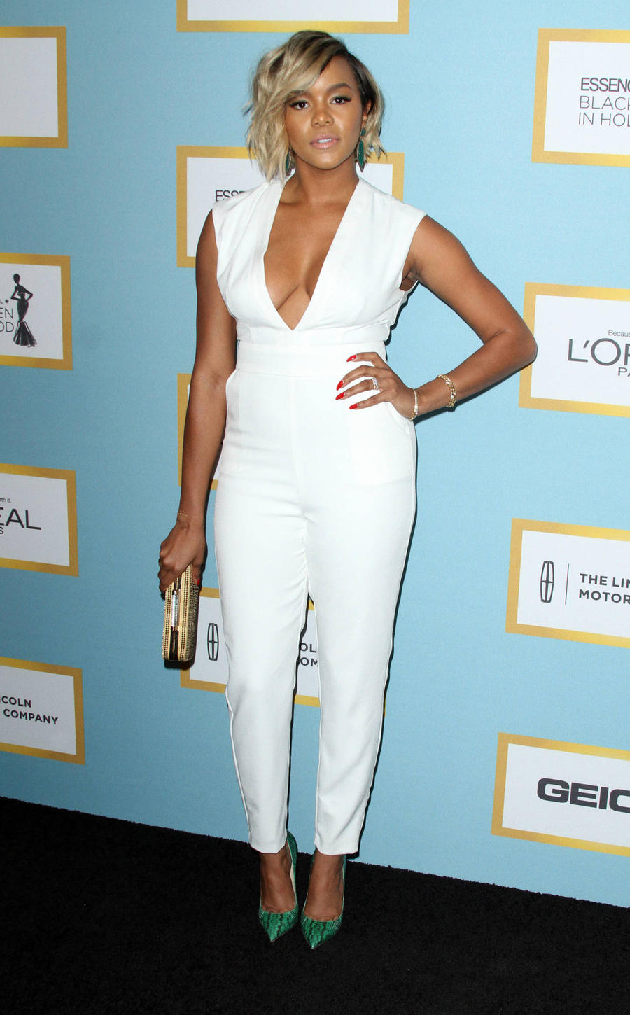 Letoya Luckett Is Divorced - Report
