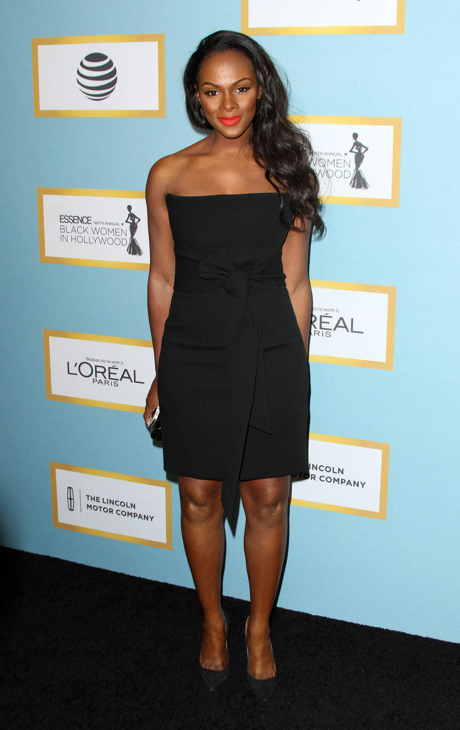 Tika Sumpter Is A First-time Mum