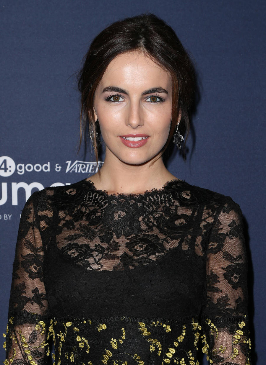 Camilla Belle Learned To Strip For New Movie