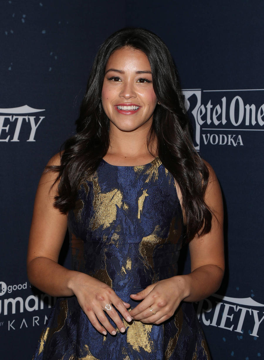Gina Rodriguez: 'I Refuse To Look Like A Hollywood Zero'