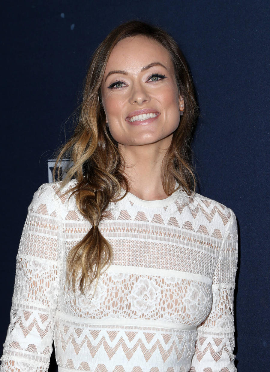 Olivia Wilde Won The Lottery With Son Otis