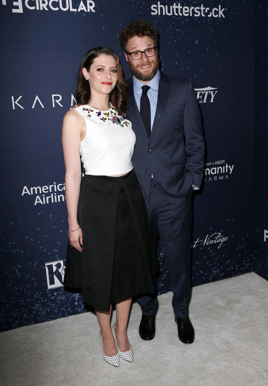 Seth Rogen Shares Secret To Happy Marriage