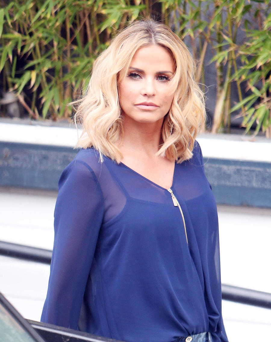 Katie Price Defends Her Comments About Disabled Son Harvey
