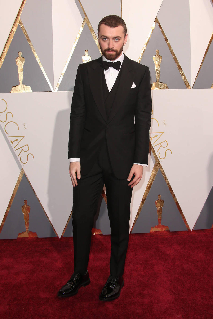 Sam Smith Defends Oscars Speech