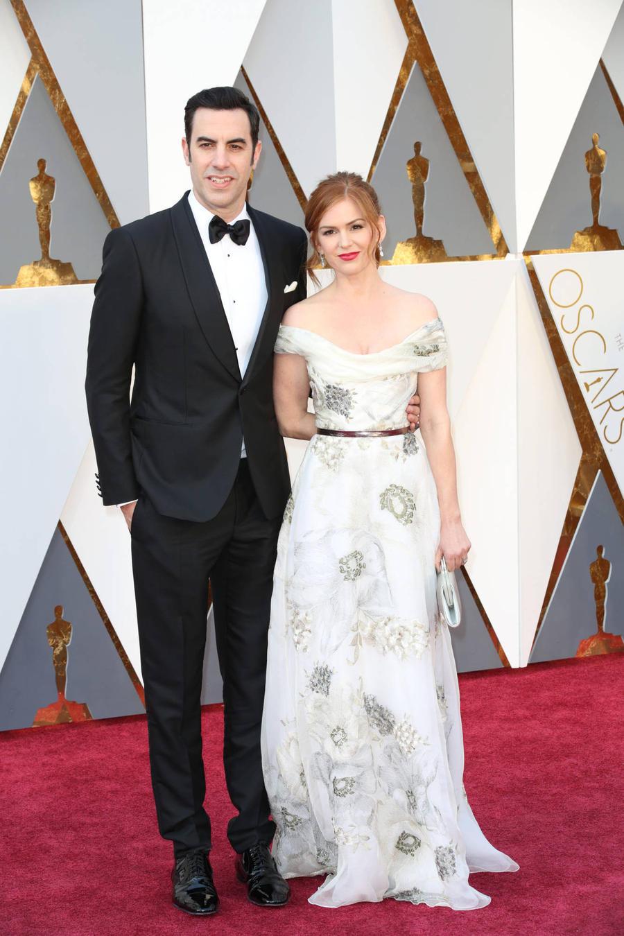 Sacha Baron Cohen Sneaked Ali G Costume Into Oscars