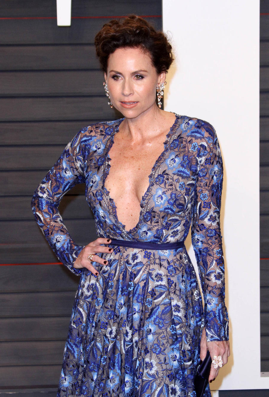 Minnie Driver Sued By Neighbour