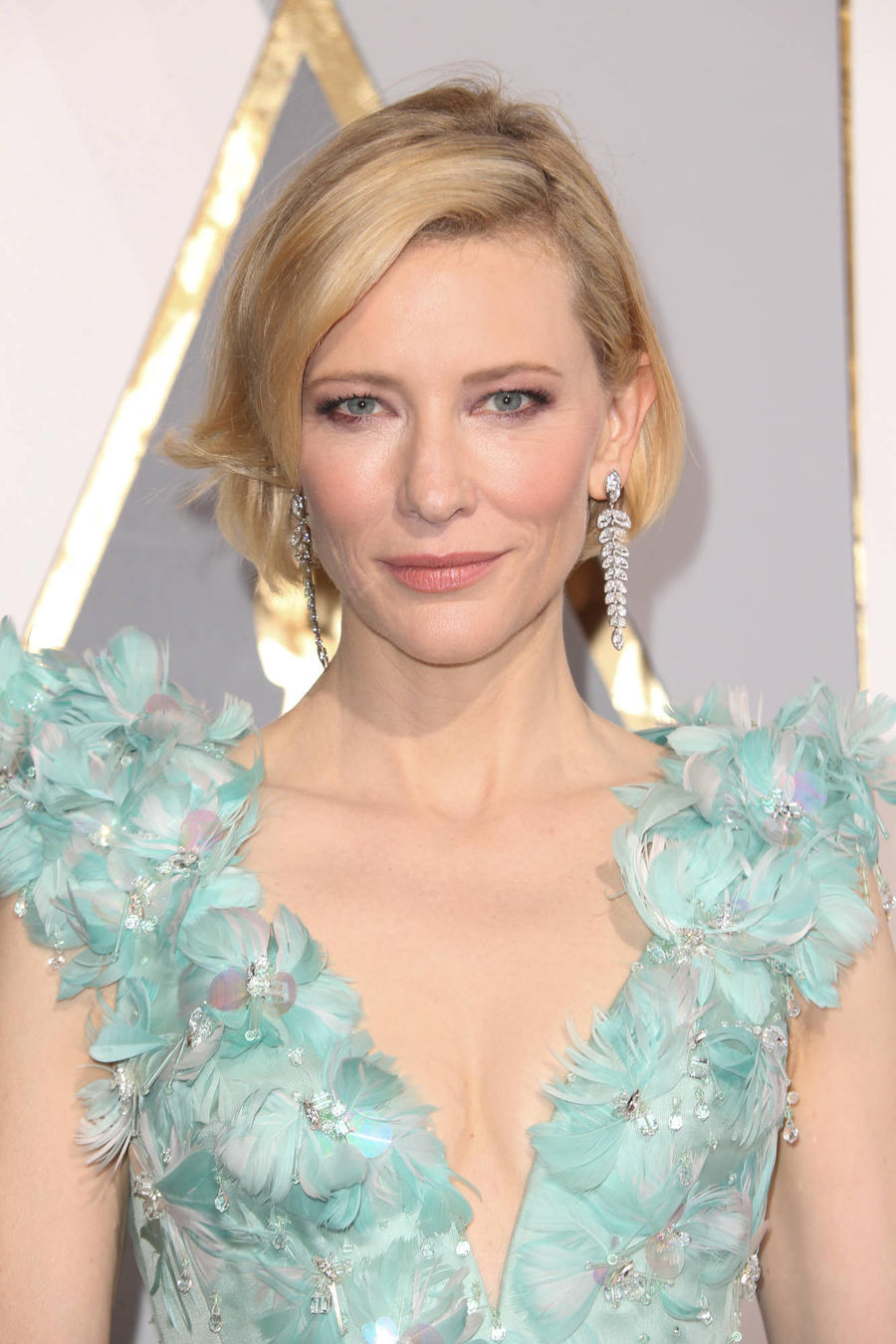 Cate Blanchett: My Son Can't Watch Me Act