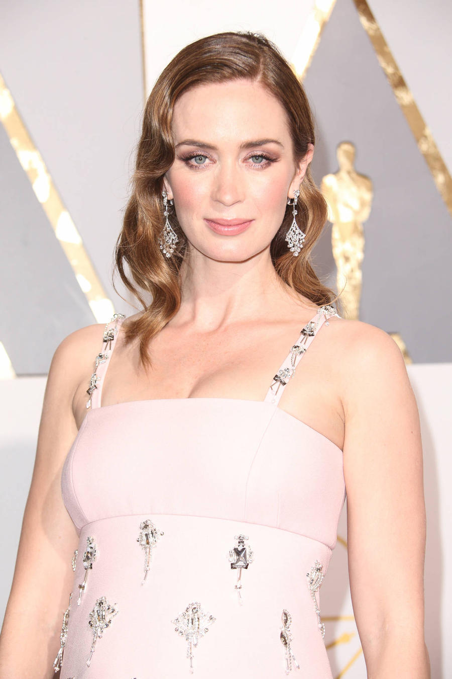 Emily Blunt Bored With New Movie's Frozen Comparisons