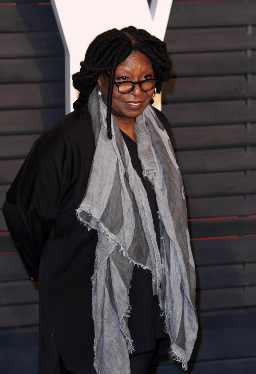 Whoopi Goldberg Lost Out On Poop Emoji Role To Patrick Stewart