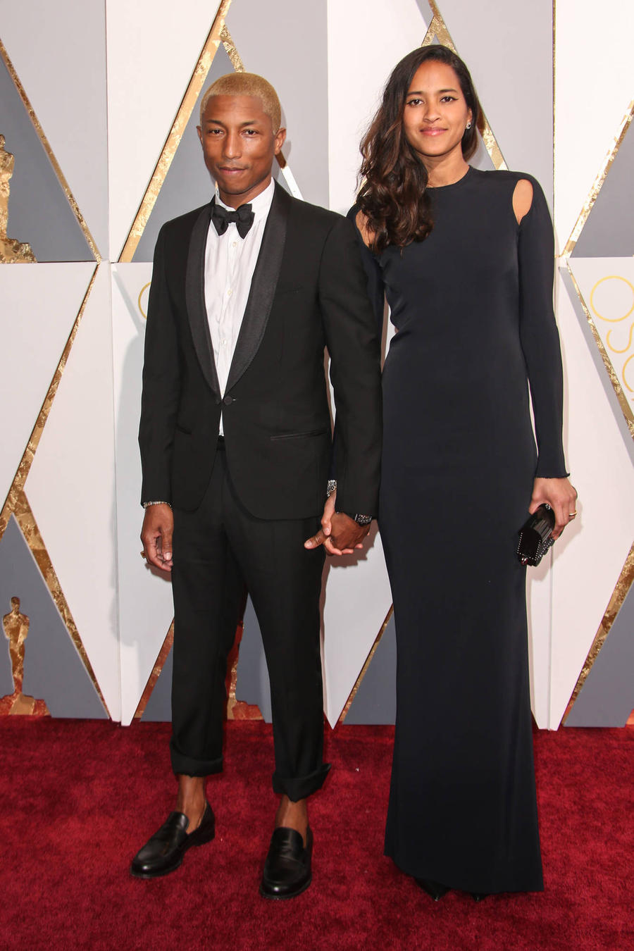 Pharrell Williams And Wife Helen Welcome Triplets