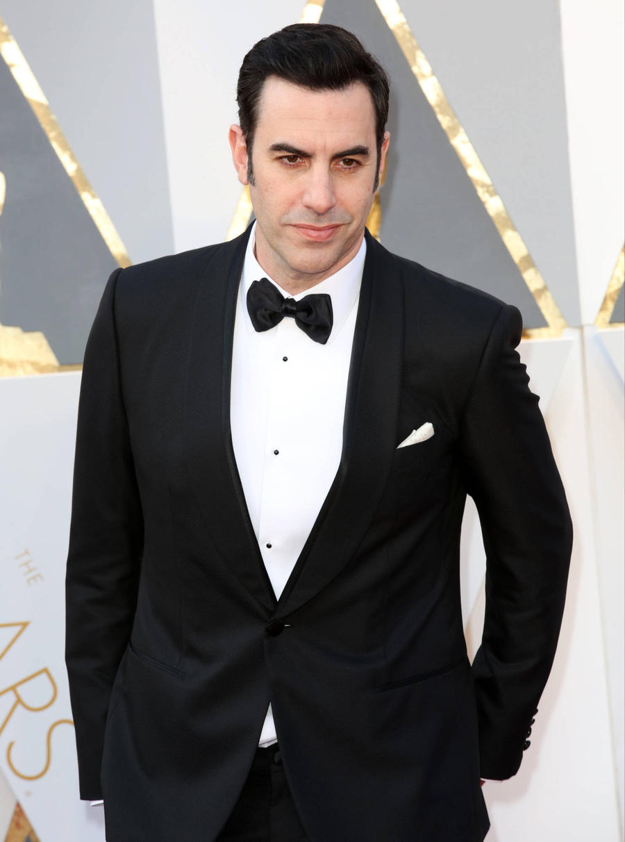 Sacha Baron Cohen Broke Ankle In S&m Scene Escape