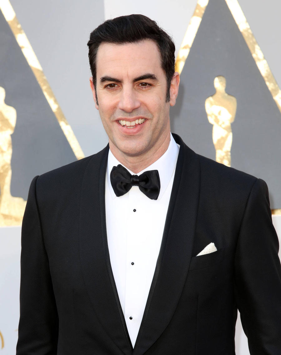 Sacha Baron Cohen Abused By Public In Tv Sketch