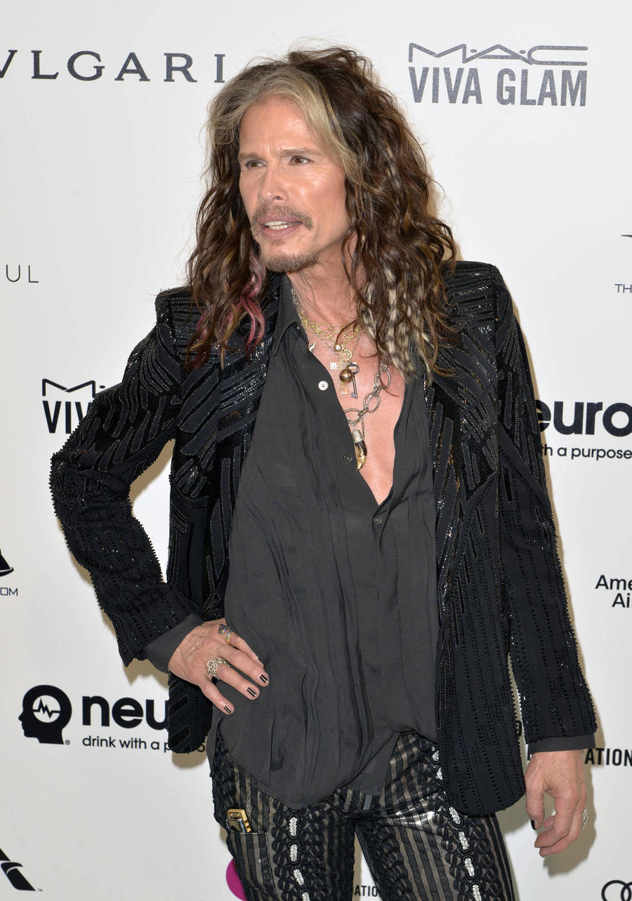 Steven Tyler Fires Back At Bandmate Over Song Remarks